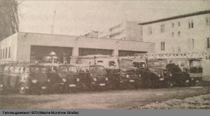 Fahrzeuge 1970