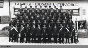Mannschaft 1991