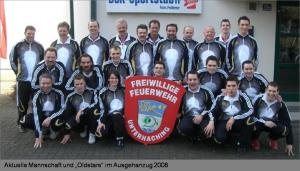 Aktuelle Mannschaft und Oldstars