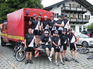 Mountainbikegruppe