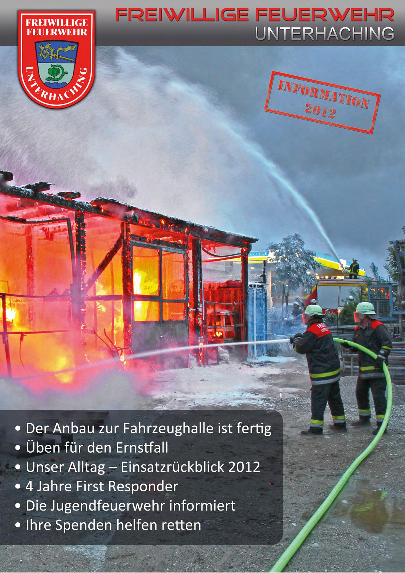 Jahresflyer 2013
