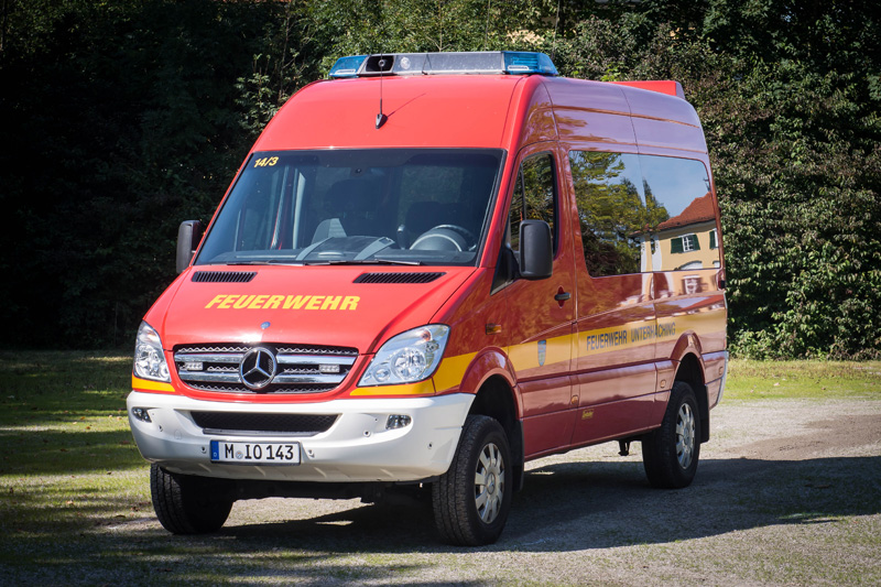 Florian Unterhaching 14/3 - Mercedes Benz Sprinter 315 CDI 4×4 - Baujahr 2010
