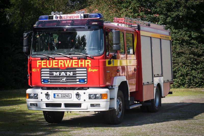 Florian Unterhaching 40/1 - MAN 14.284 - Baujahr 2000