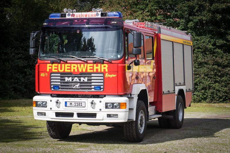 Florian Unterhaching 40/2 - MAN 18.285 - Baujahr 2002