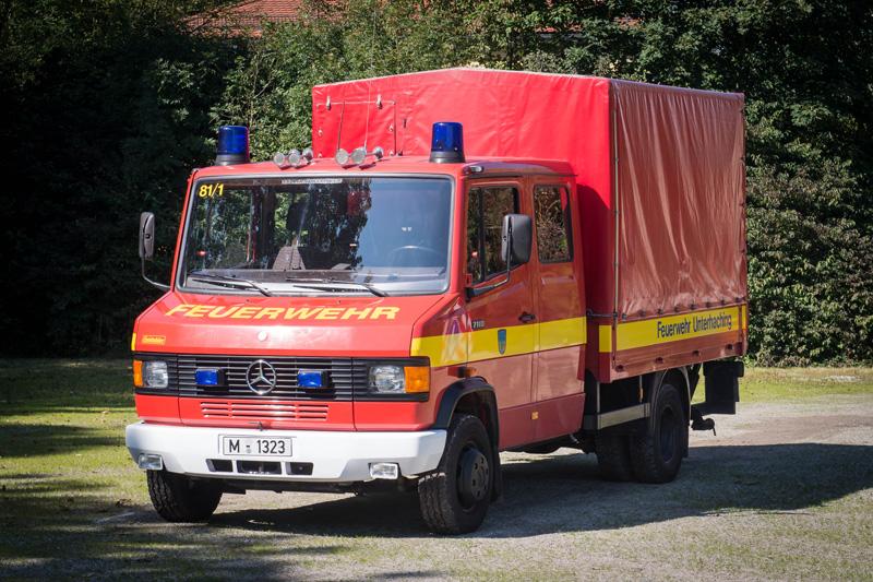 Florian Unterhaching 55/1 - Mercedes Benz 711D - Baujahr 1992