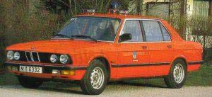 BMW 520i (E28) Baujahr 1985