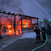 Brandbekämpfung Wasseraufbau Teil 1 (EM1)