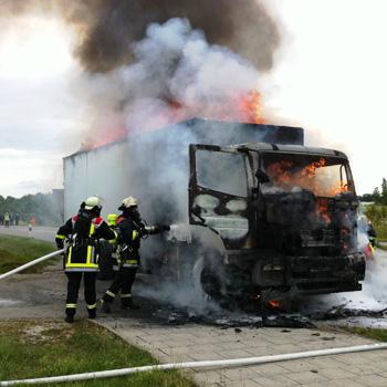 Brandbekämpfung Wasseraufbau Teil 2 (EM1)