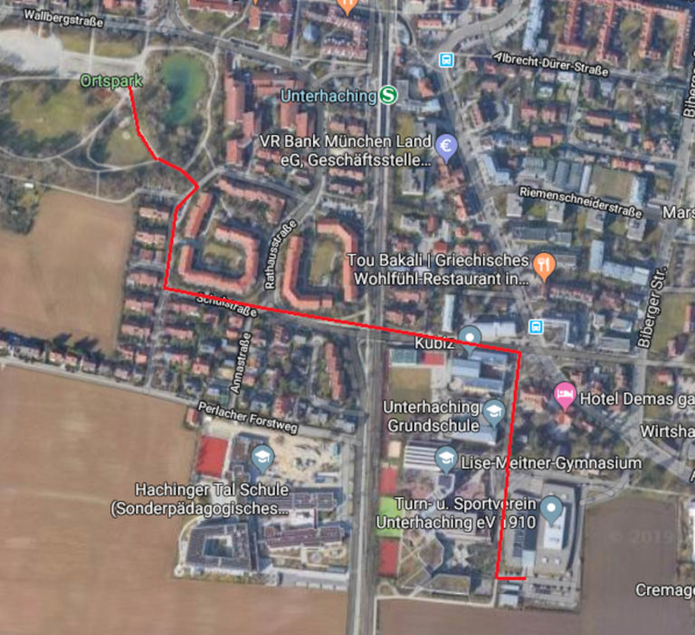 Utzweg 1 Unterhaching