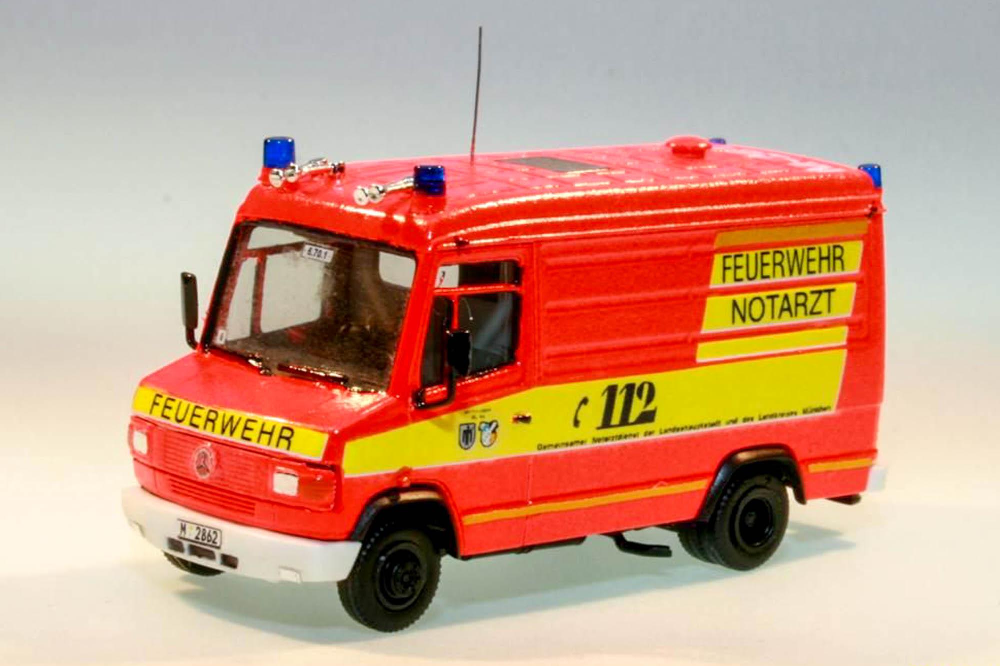 Berufsfeuerwehr München bis 1999
